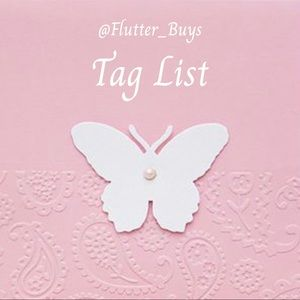 Other - Tag List